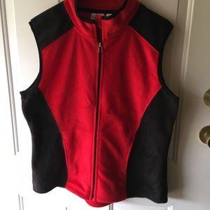 Women's Kim Rogers fleece vest